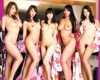 美熟痴女の温泉ツアー