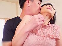夫公認でAV出演の四十路エロ人妻のハード3Pセックス
